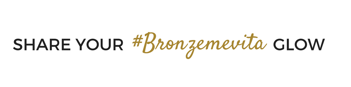 Share your Bronzemevita glow