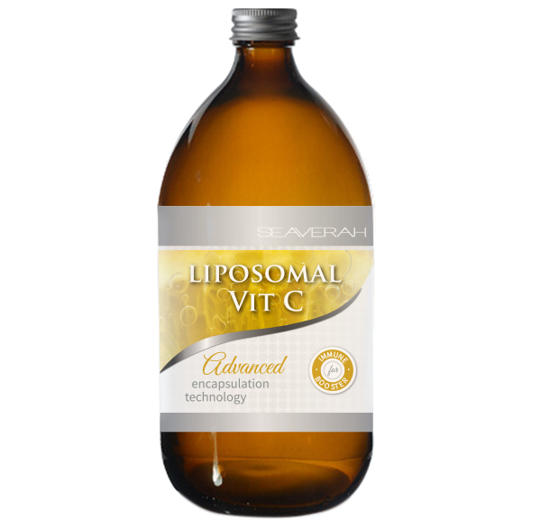 Seaverah Liposomal Vit C